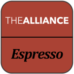 Alliance Espresso Logo Lighter